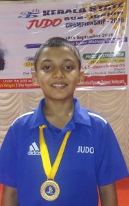 35th Kerala State Sub Junior JUDO Championship 2016